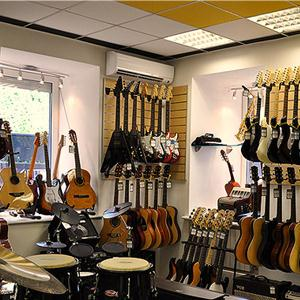 Музыкальные магазины Большого Болдино
