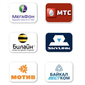 Операторы сотовой связи Большого Болдино