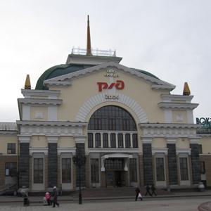 Железнодорожные вокзалы Большого Болдино